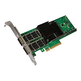 Intel Ethernet Converged Network Adapter XL710-QDA2 - Netzwerkadapter - PCIe 3.0 x8 - 40 Gigabit QSFP+ x 2