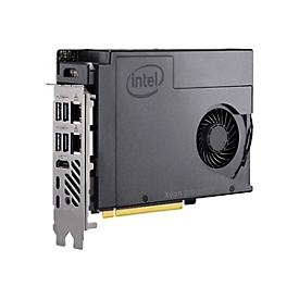 Intel Next Unit of Computing Kit 9 Pro Compute Element - NUC9V7QNB - Karte - Core i7 9850H 2.6 GHz - 0 GB - kein HDD