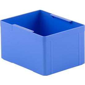 Inzetbak EK 112-N, blauw, PS, 16 st.