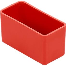 Inzetbak EK 301, rood, PS, 50 stuks
