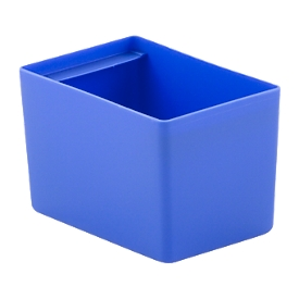 Inzetbak EK 4081, blauw, PP