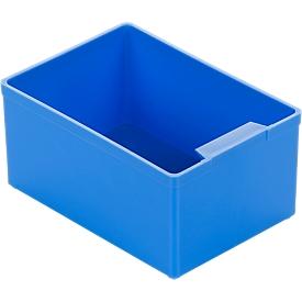 Inzetbak EK 502, PS, 40 stuks, blauw