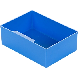 Inzetbak EK 503, PS, 20 stuks, blauw