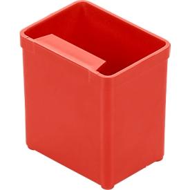 Inzetbak EK 551, PS, 40 stuks, rood