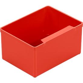 Inzetbak EK 553, PS, 30 stuks, rood
