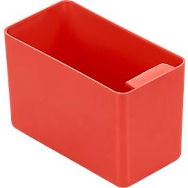 Inzetbak EK 601, PS, 50 st., rood