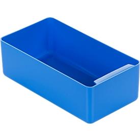 Inzetbakjes-set, blauw