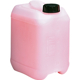 Jabón en crema, 5000 ml en bote, perfumado