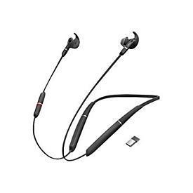 Jabra Evolve 65e MS - Ohrhörer mit Mikrofon