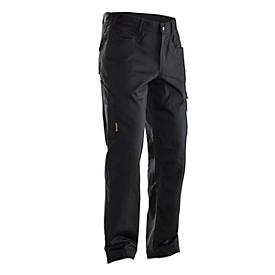 Jobman werkbroek 2313 PRACTICAL, met UV-bescherming, zwart, maat 50