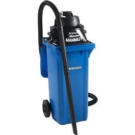 Juego completo aspirador seco/húmedo, sin toma de herramienta, incl. contenedor grande para 120 l, azul