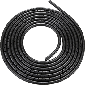 Kabel-Spiralschlauch, schwarz