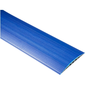 Kabelbrücke serpa® B15, 1500 mm, blau