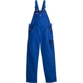 KANSAS® Latzhose Color, blau/marine, Gr. 50