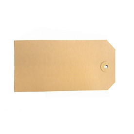 Kartonanhänger 40 x 80 mm, 1000 St.