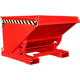Kiepbak EXPO 600, rood