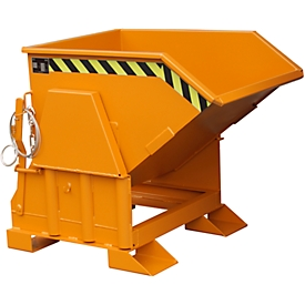 Kiepbak type BK 30, oranje