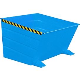 Kiepbak VD 1000, blauw