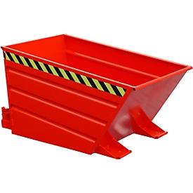 Kiepbak VD 500, rood