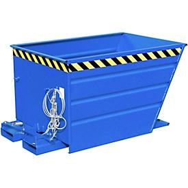 Kiepbak VG 1100, blauw