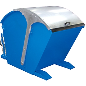 Kippbehälter RD 1000, blau