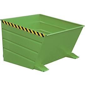 Kippbehälter VD 1000, grün