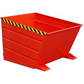 Kippbehälter VD 650, rot
