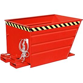 Kippbehälter VG 1100, rot