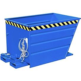 Kippbehälter VG 550, blau
