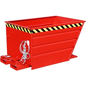 Kippbehälter VG 700, rot