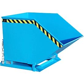 Kippmulde KK 800, blau (RAL 5012)