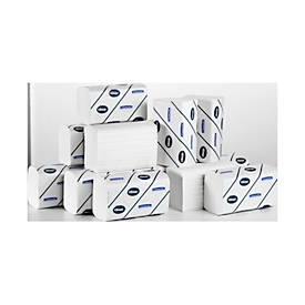 KLEENEX® Ultra Superzachte Handdoeken helder wit, 2880 handdoeken