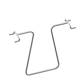 klembeugels, voor Variabo draagarmstelling, d 250 mm