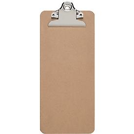 Klemmbrett Maul MAULbill, Format A5 , Klemmweite 15 mm, Holz naturbelassen, auch zum Aufhängen