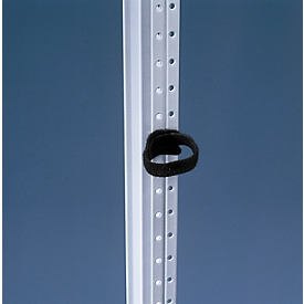 Klettverschluss-Kabelbinder, 10 Stück