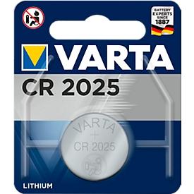 Knoopcel VARTA PROFESSIONAL ELECTRONICS CR 2025 3V
