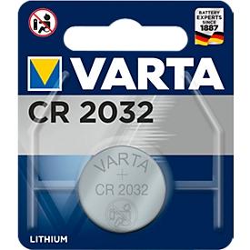 Knoopcel VARTA PROFESSIONAL ELECTRONICS CR 2032 3V