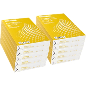 Kopieerpapier Schäfer Shop Paper@Print, A4, 80 g/m², wit, 2 dozen = 10 x 500 vellen