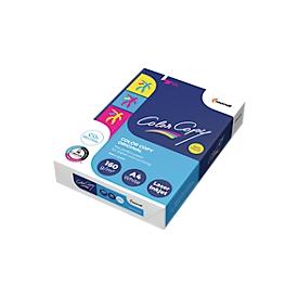 Kopierpapier Mondi Color Copy, DIN A4, 160 g/m², reinweiß, 1 Paket = 250 Blatt