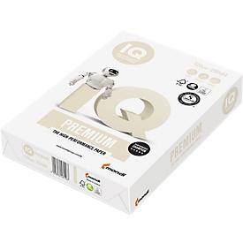Kopierpapier Mondi IQ Premium, DIN A4, 120 g/m², reinweiß, 1 Paket = 250 Blatt
