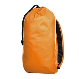 Kordel-Rucksack, Orange, Standard, Auswahl Werbeanbringung erforderlich