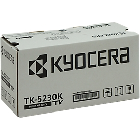 KYOCERA TK-5230K Toner schwarz, original