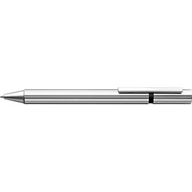 LAMY Druckkugelschreiber Pur, schwarzschreibend