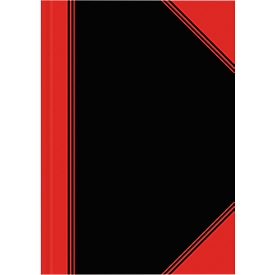 Landré Notizbuch China-Kladde, DIN A5 liniert, 96 Blatt, 6 Stück