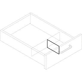 Langsverdeler A5, voor rollcontainer 1233