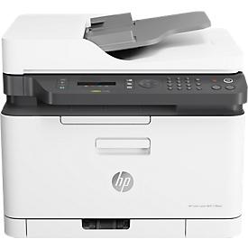 Laser-all-in-one printer HP Color Laser MFP 179fwg, Kleur/ZW, 4 in 1, geschikt voor netwerk, tot A4