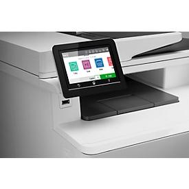 Laser-Multifunktionsgerät HP Color LaserJet Pro MFP M479dw, 3 in 1, Farbe/SW, Wi-Fi/Wireless, bis A4