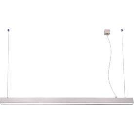 LED-Pendelleuchte LED-Hängeleuchte SNAKE, höhenverstellbar, stufenlos dimmbar