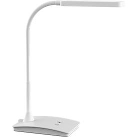 LED tafellamp Maulpearly MAULpearly kleur, tastdimmer 3-voudig, draaibaar + kantelbaar, 320 lm, wit