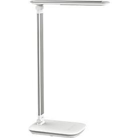 Ledbureaulamp Maul MAULjazzy, touchdimmer 5-voudig, met USB-laadfunctie, 410 lm